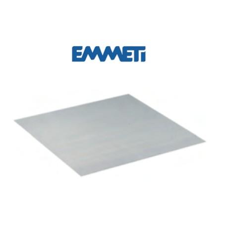 Placa en acero galvanizado espesor 1 mm