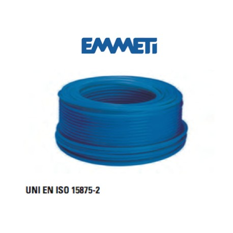 Tubo PE-Xc barrera oxígeno EVOH 5 capas