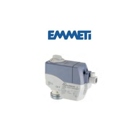 Servomotor 0-10 V DC para válvula mezcladora a tres vías
