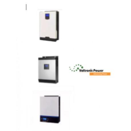 Inversor / Cargador / Regulador MPPT