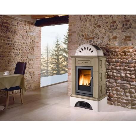Brunico Burn Control System Leña